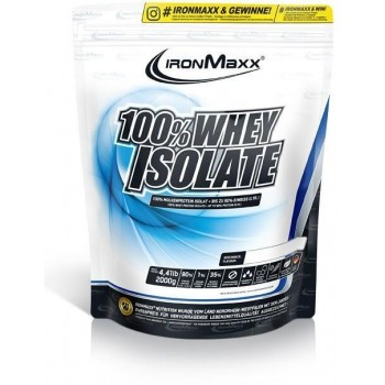 IronMaxx 100% Whey Isolate,...