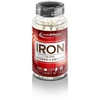 IronMaxx Iron, 100 Kapseln...