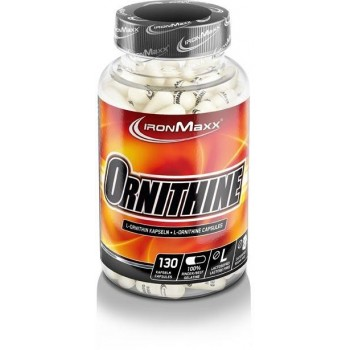 IronMaxx L-Ornithin, 130...