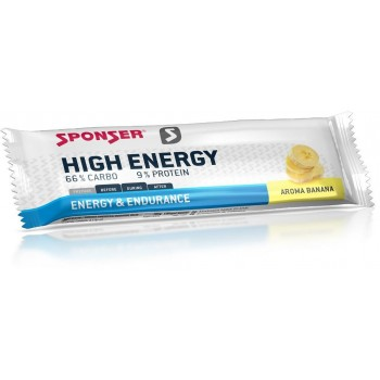 Sponser High Energy Bar, 30...