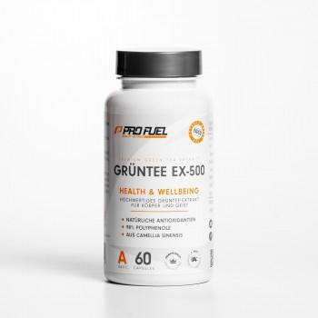 ProFuel Grüntee EX-500, 60...