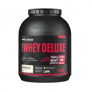Body Attack Extreme Whey...