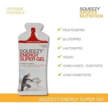 Squeezy Energy Super Gel...