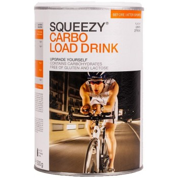 Squeezy Carbo Load Drink,...