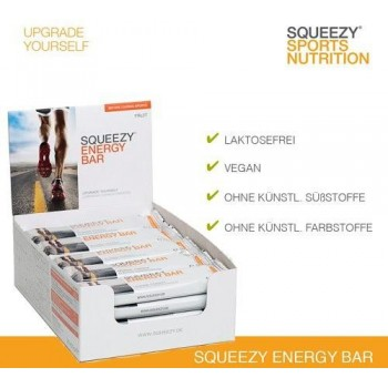 Squeezy Energy Bar Display,...