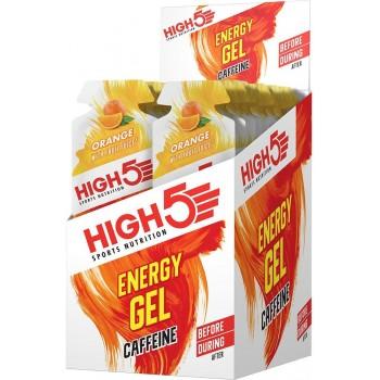 High 5 EnergyGel Plus, 20 x...