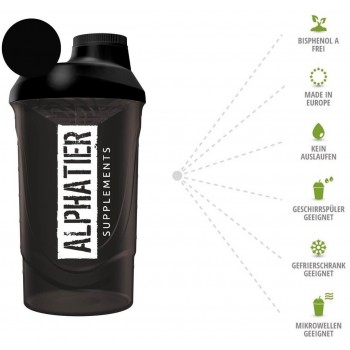 Alphatier Beastmode Shaker,...