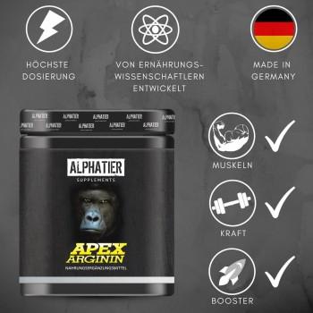 Alphatier Apex Arginin, 360...