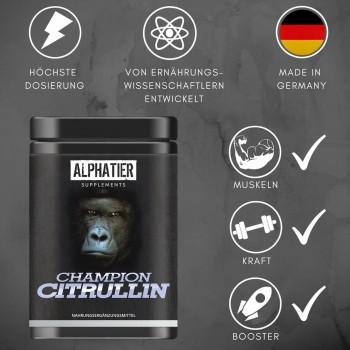 Alphatier Champion...