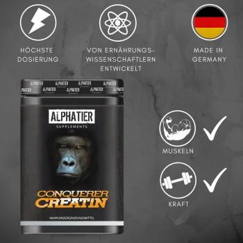 Alphatier Conquerer...