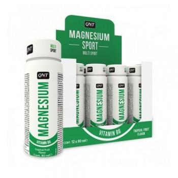 Qnt - Magnesium Sport Shot (12x80ml)