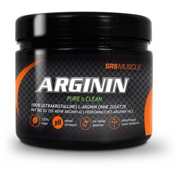 SRS 100% Pure Arginin, 250...