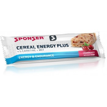 Sponser Cereal Energy Plus,...