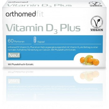 Orthomed fit Vitamin D3...