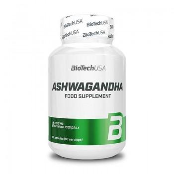 BioTech Ashwagandha 60 Kapseln