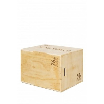 Gymstick Holz-Plyobox, 76 x...