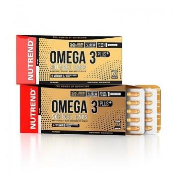 Nutrend Omega 3 Plus 120...