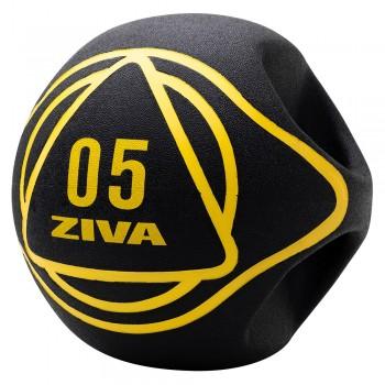 ZIVA® Dual Grip Medicine Ball