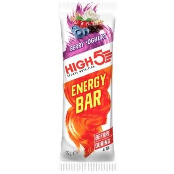 High5 EnergyBar, 25 x 55 g...