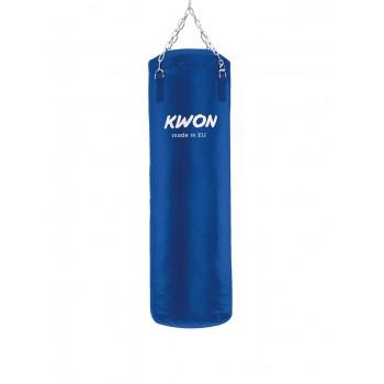 Sandsack blau 120 cm gefüllt