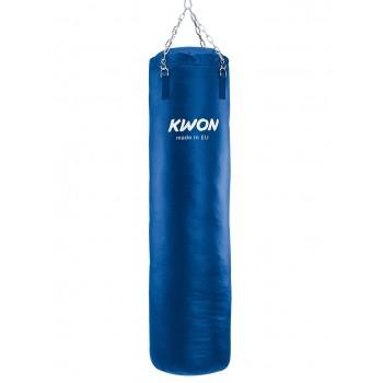 Sandsack blau 150 cm gefüllt