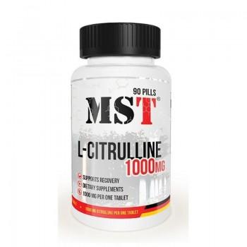 MST - L-Citrulline 1000mg...