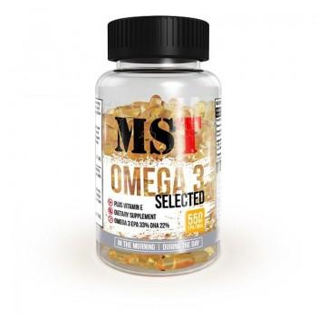 MST - Omega 3 Selected 110...
