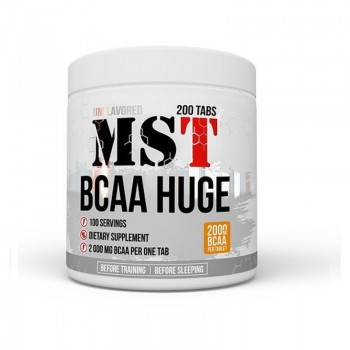 MST - BCAA Huge 200 Tabl./...