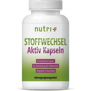 nutri+ Stoffwechsel Aktiv,...
