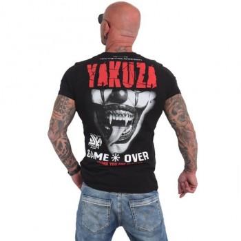 Game Over T-Shirt, schwarz