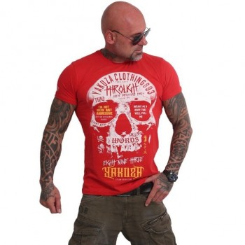 Through Skull T-Shirt