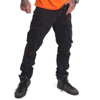Tokyo Cargo Pants, schwarz