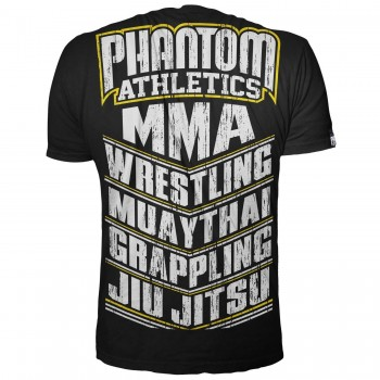 T-Shirt MMA Sports