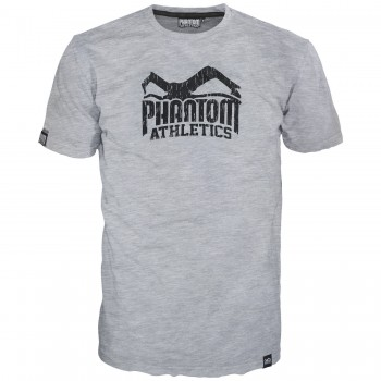 T-Shirt MMA Sports grau