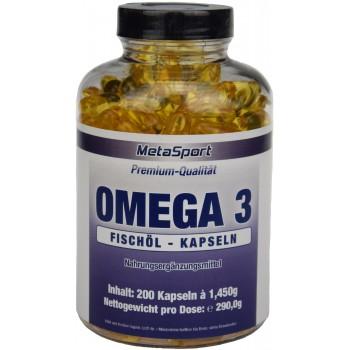 MetaSport Omega 3, 200...