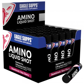 EAGLE SUPPS® Amino Shot Cherry
