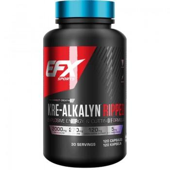 EFX Kre-Alkalyn Ripped Kapsel