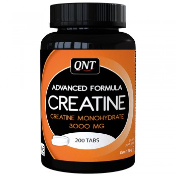 QNT® Creatine Monohydrate Tabs