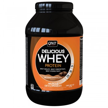 QNT® Delicious Whey Protein