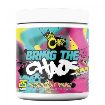 Chaos Crew Bring the Chaos...