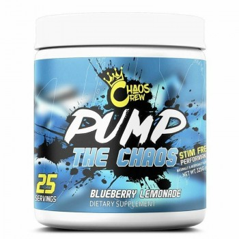 Chaos Crew Pump The Chaos 325g