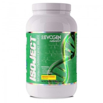Evogen IsoJect Natural Whey...
