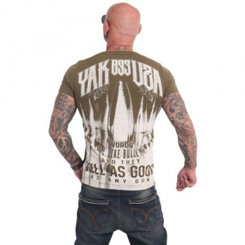 Words Like Bullets T-Shirt,...
