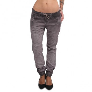 Garage Jogging Jeans, grey oil