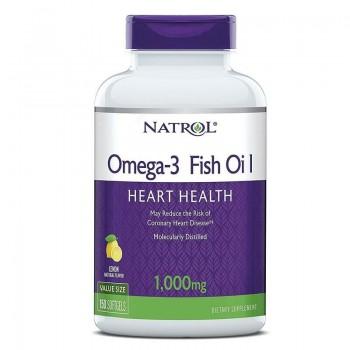 NATROL Omega-3 Fischöl 1000...