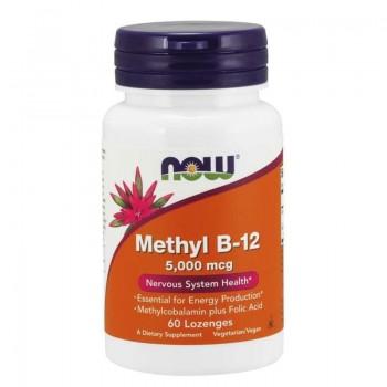 NOW Foods Methyl B-12 5000...