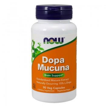 NOW Foods Dopa Mucuna - 90...