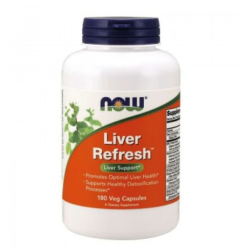 NOW Foods Liver Refresh 180...