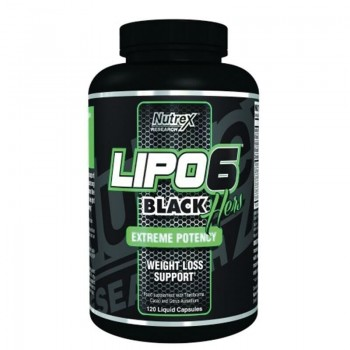 Nutrex Lipo 6 Black Hers 60...