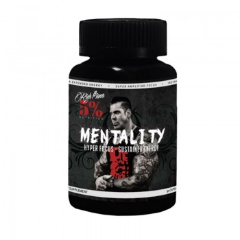 Rich Piana Mentality by 5%...